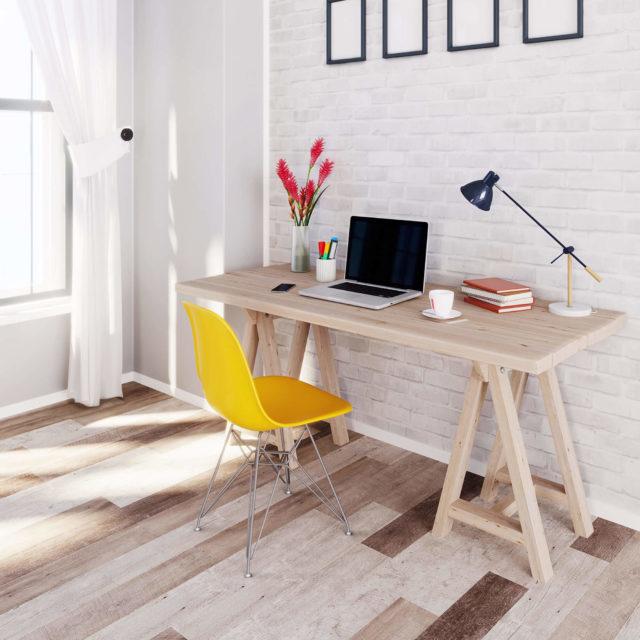 Office desk - project management proposal consultant